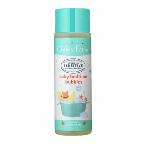 Childs Farm Baby Bedtime Bubbles 250ml bottle