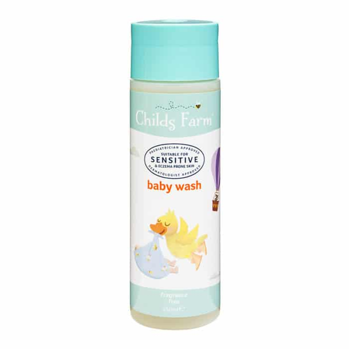 Childs Farm Baby Wash 250ml bottle