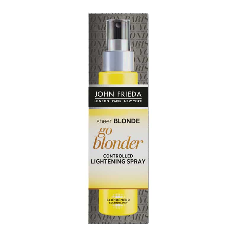 John Frieda Go Blonder Lightening Spray Bottle