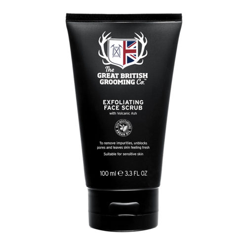 GBG Exfoliating Face Scrub 100ml tube
