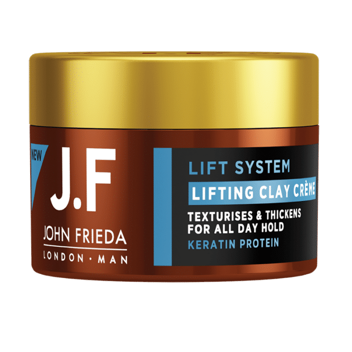 J.F MAN Lifting Clay Cream 90ml bottle