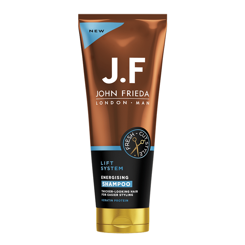 J.F MAN Lift System Shampoo 250ml tube