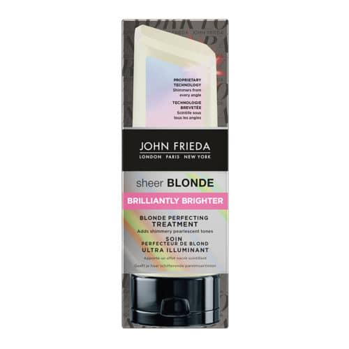 John Frieda Brilliantly Brighter Treatment 120ml tube