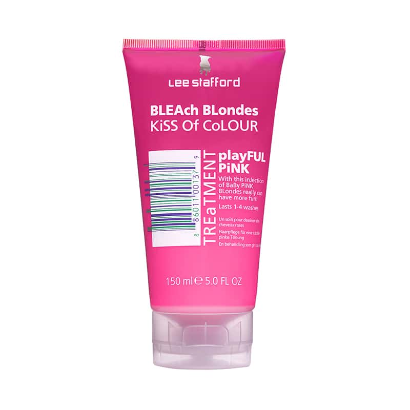 Bleach Blondes Pink Treatment 150ml tube