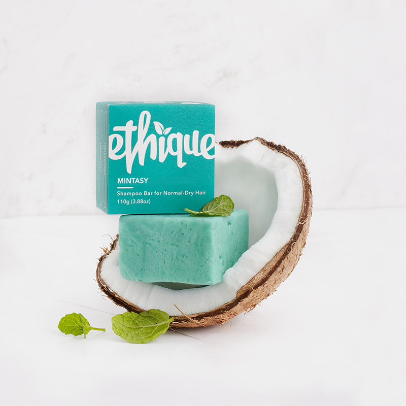 Ethique Mintasy Shampoo bar