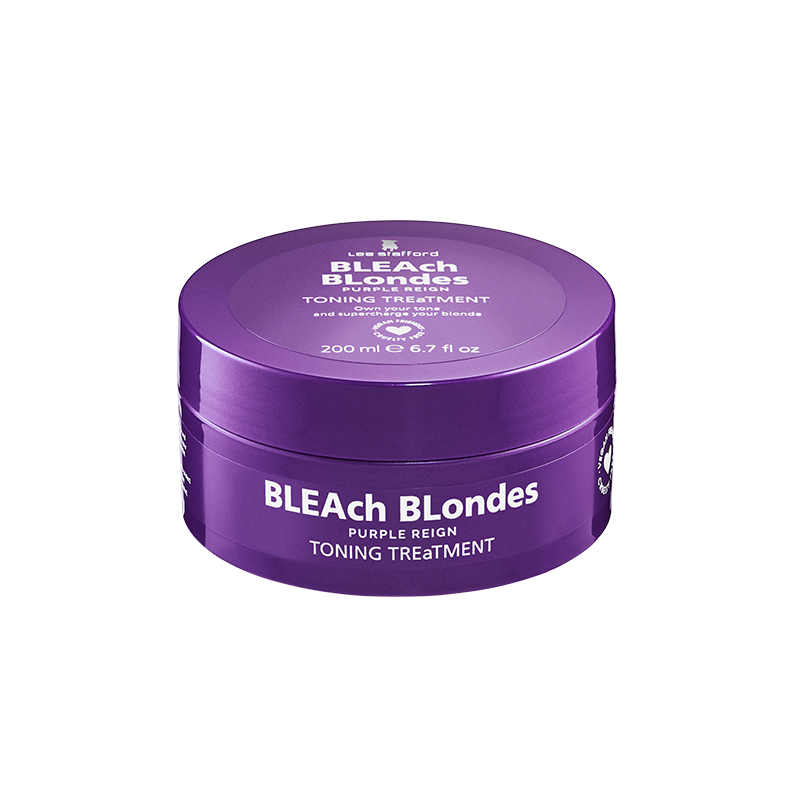 Lee Stafford Bleach Blondes toning Treatment 250ml jar