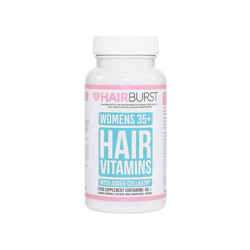 HairBurst Hairvitamins 35+