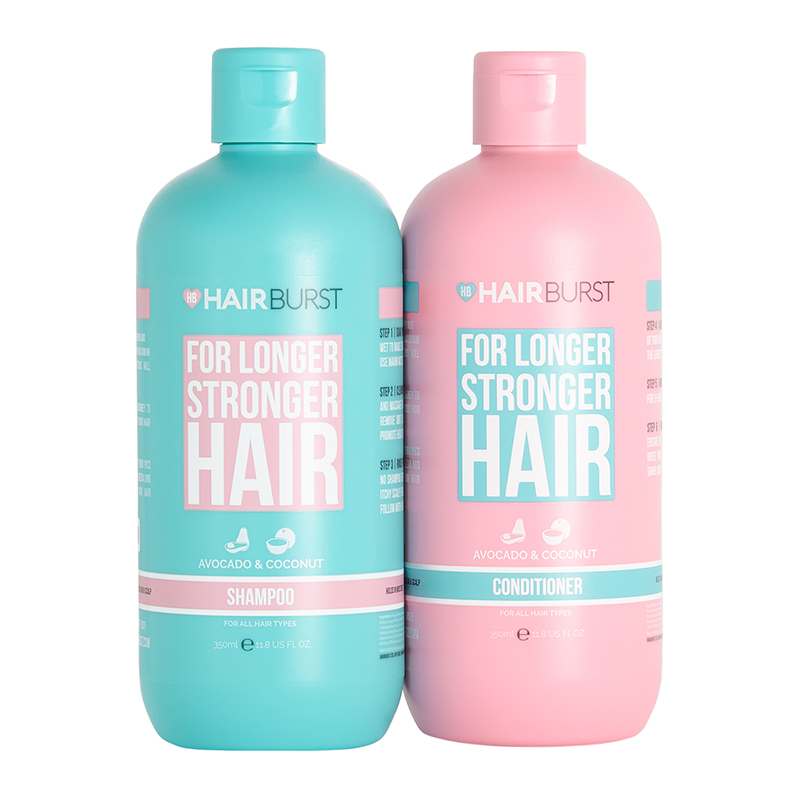 HairBurst Shampoo and Conditioner