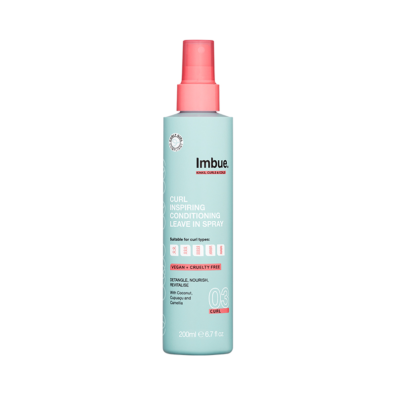 Imbue Curl Inspiring Conditioning Leave In Spray